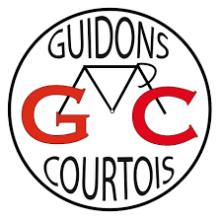 Logo des Guidons-Courtois
